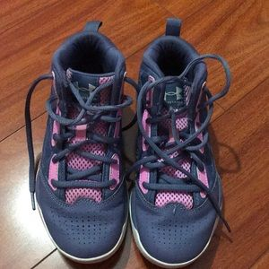 Under Armour Shoes - Under Armour Girl's Basketball Shoes